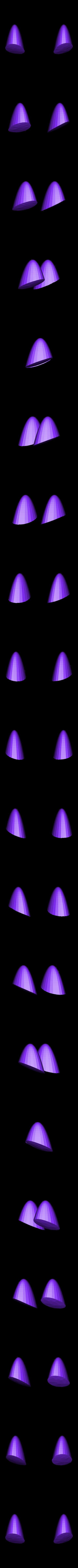Pumpkin_eyes.stl Télécharger fichier STL gratuit Steven Universe Citrouille • Modèle imprimable en 3D, sh0rt_stak