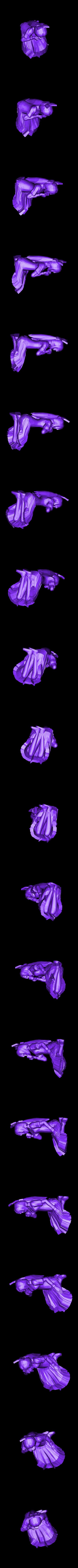 Lilly_drinking_tea.stl Télécharger fichier STL gratuit Routes Katawa Shoujo • Modèle à imprimer en 3D, sh0rt_stak