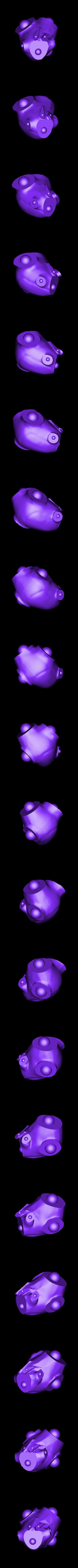 charizard_body.stl Download free STL file Charizard • 3D print model, KerberosFi
