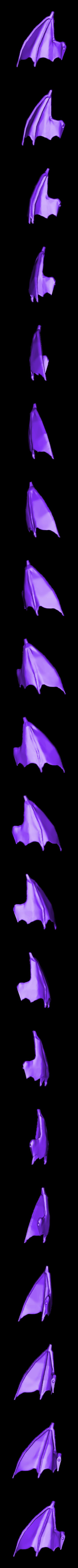 charizard_right_wing.stl Download free STL file Charizard • 3D print model, KerberosFi