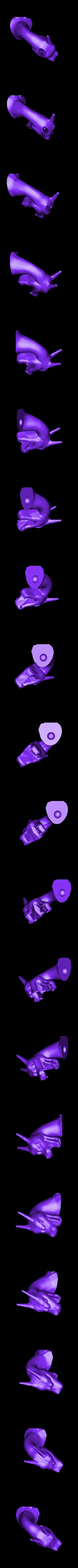 charizard_head.stl Download free STL file Charizard • 3D print model, KerberosFi