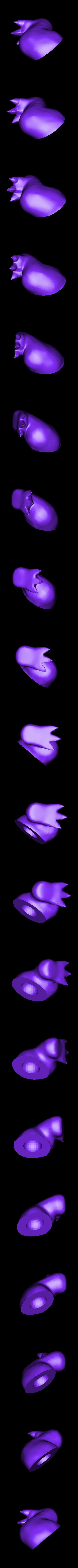 charizard_right_leg.stl Download free STL file Charizard • 3D print model, KerberosFi
