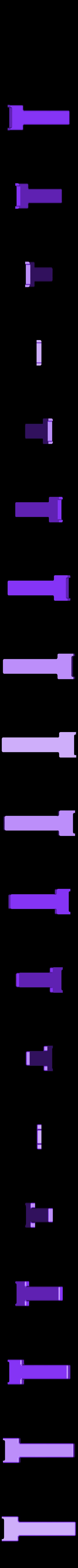 plug_key.stl Télécharger fichier STL gratuit Bouchon d'évent de porte • Design pour imprimante 3D, pawlo444444