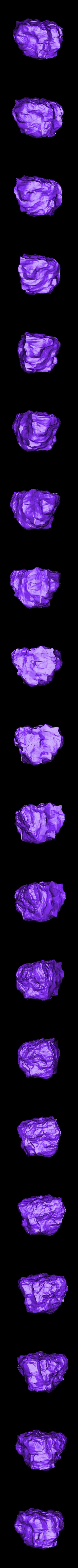 rock_SubTool8.stl Télécharger fichier STL gratuit Roches pour le wargame (collection de 18 roches haute résolution) • Design pour impression 3D, BREXIT