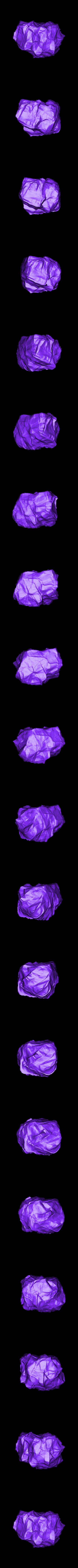 rock_SubTool11.stl Télécharger fichier STL gratuit Roches pour le wargame (collection de 18 roches haute résolution) • Design pour impression 3D, BREXIT