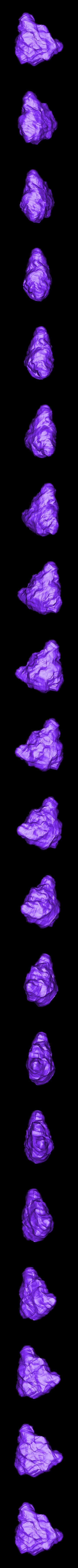 rock_SubTool7.stl Télécharger fichier STL gratuit Roches pour le wargame (collection de 18 roches haute résolution) • Design pour impression 3D, BREXIT