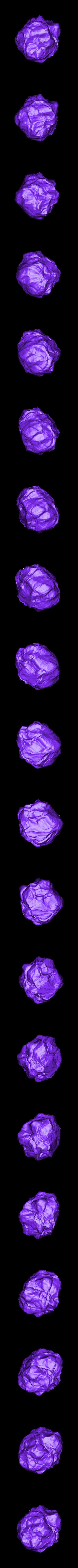 rock_SubTool12.stl Télécharger fichier STL gratuit Roches pour le wargame (collection de 18 roches haute résolution) • Design pour impression 3D, BREXIT