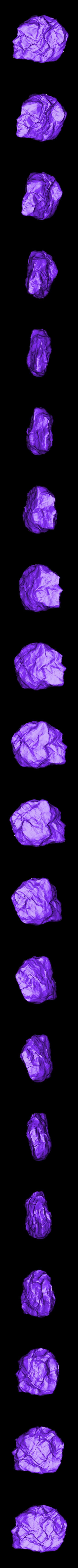 rock_SubTool4.stl Télécharger fichier STL gratuit Roches pour le wargame (collection de 18 roches haute résolution) • Design pour impression 3D, BREXIT
