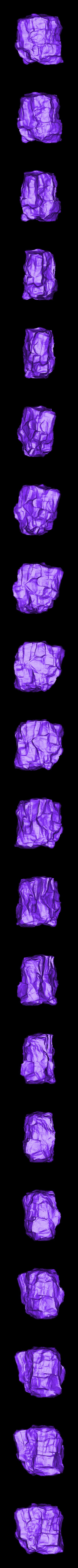 rock_SubTool9.stl Télécharger fichier STL gratuit Roches pour le wargame (collection de 18 roches haute résolution) • Design pour impression 3D, BREXIT