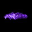 flat_rock_SubTool5.stl Télécharger fichier STL gratuit Roches pour le wargame (collection de 18 roches haute résolution) • Design pour impression 3D, BREXIT