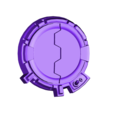top.stl Download free STL file Rhinoceros • 3D printing template, BREXIT
