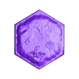 Water_Tile_without_Water_Thin_-_1_Hex_V2.stl Download free STL file Water Tiles for Gloomhaven (1 & 2 & 3 Hex) • 3D printable model, RobagoN