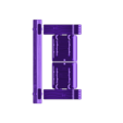 Wood_Dungeon_Door_w_Straight_Header_-_Double_Two_Piece_Print_Plate.stl Download free STL file Wood Dungeon Door w/ Straight Header -  Working • 3D print model, RobagoN