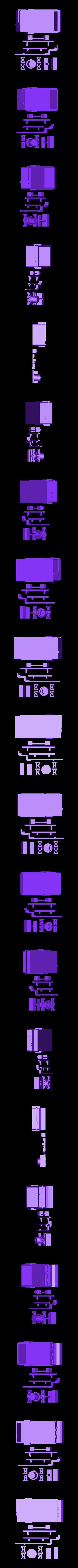 Sojourner_body.stl Télécharger fichier STL gratuit Mars Rover : Sojourner • Modèle imprimable en 3D, Slagerqod