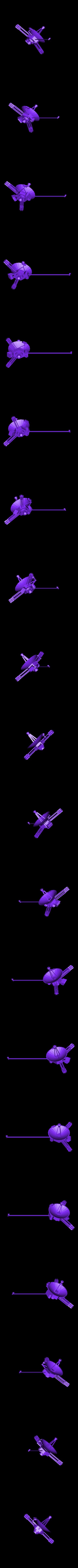 Pioneer.stl Télécharger fichier STL gratuit Pionnier • Design pour impression 3D, Slagerqod
