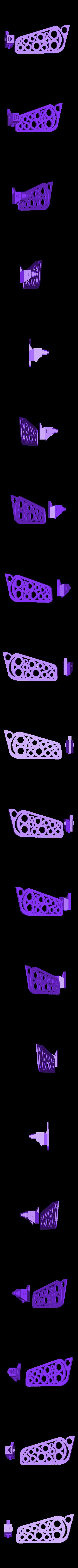 Bisj_D_wing_final.stl Download free STL file Stackable Bisj Anchestral Sculpture • 3D print template, Slagerqod