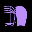 davinci_flyer_WR.stl Download free STL file Leonardo Da Vinci - Ornithoper • Design to 3D print, Slagerqod