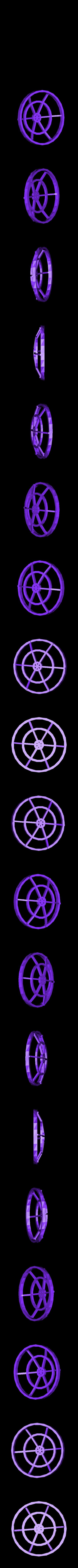 Mariner_Dish.stl Download free STL file Mariner • 3D printable object, Slagerqod