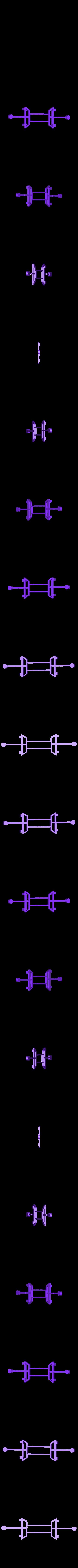 Mariner_BackSupport.stl Download free STL file Mariner • 3D printable object, Slagerqod