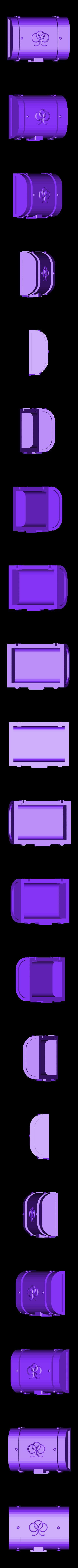 PiratesboxTop.stl Download free STL file Pirates Chest • 3D printable model, Slagerqod