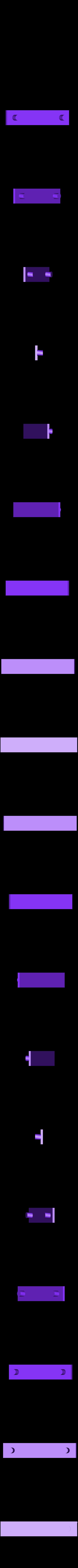 zip-fix-lid.stl Download free STL file Zip-Fix (replacement zipper tab or tag system) • 3D printable model, Khuxtan