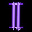 Tumble_all.stl Télécharger fichier STL gratuit Polisseuse de pièces Smooth-O-Matic et gobelet à roches • Design à imprimer en 3D, Khuxtan