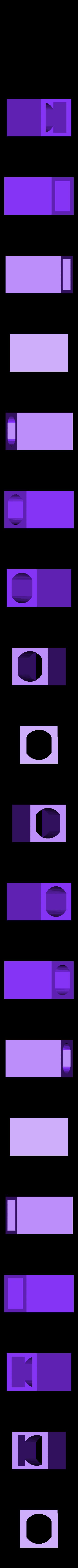 motor_housing.stl Télécharger fichier STL gratuit Polisseuse de pièces Smooth-O-Matic et gobelet à roches • Design à imprimer en 3D, Khuxtan