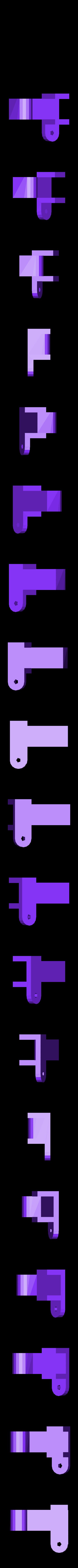 solidoodle_XAxisPreload.stl Télécharger fichier STL gratuit Tête d'extrudeuse à vis sans fin Solidoodle - By Tealvince (FIXE) • Plan pour impression 3D, Khuxtan
