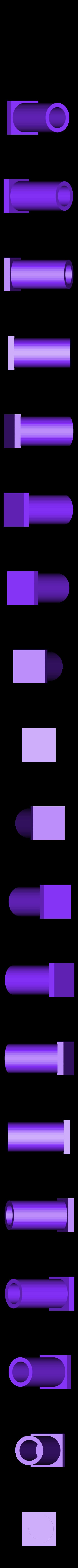 geocache_micro_body.stl Télécharger fichier STL gratuit Geocache Micro Container • Objet pour impression 3D, Khuxtan