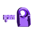 extruder_fan_all.stl Télécharger fichier STL gratuit Support de ventilateur et conduit en bois massif - 40mm x 20mm • Plan imprimable en 3D, Khuxtan
