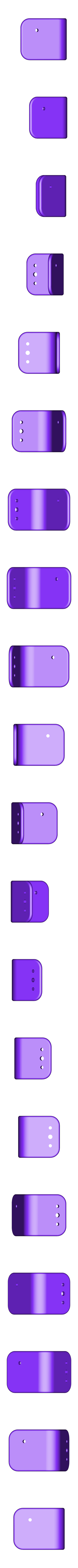 camera_mount.STL Télécharger fichier STL gratuit Traxbot - une construction EZ-robot • Design imprimable en 3D, Laevalia