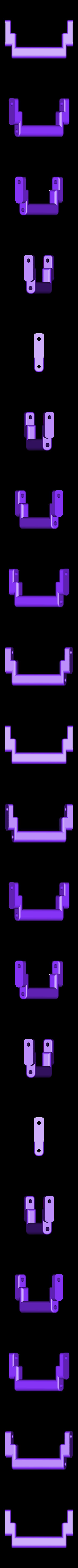 treads.STL Télécharger fichier STL gratuit Traxbot - une construction EZ-robot • Design imprimable en 3D, Laevalia
