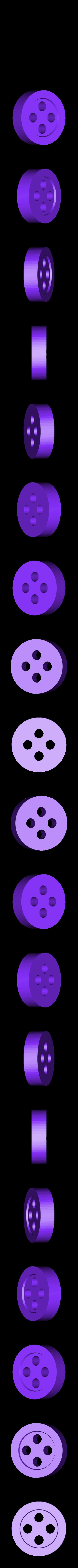 Button.STL Télécharger fichier STL gratuit Bouton de remplacement de chemise • Design pour impression 3D, Laevalia
