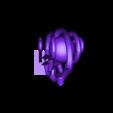 KOPF_Wrfel.stl Télécharger fichier STL gratuit Kopf • Modèle pour impression 3D, Wailroth3D