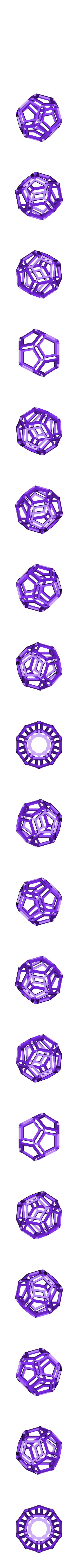 dodecahedron.stl Download free STL file 3D object 5 • 3D printing design, Wailroth3D