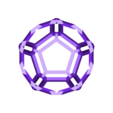dodecahedron_Shell_1.stl Download free STL file 3D object 5 • 3D printing design, Wailroth3D