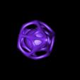dodecahedron_2_mir_Ring.stl Télécharger fichier STL gratuit Objet 3D 10 • Objet pour impression 3D, Wailroth3D