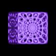cube_13.stl Télécharger fichier STL gratuit Cube • Objet à imprimer en 3D, Wailroth3D