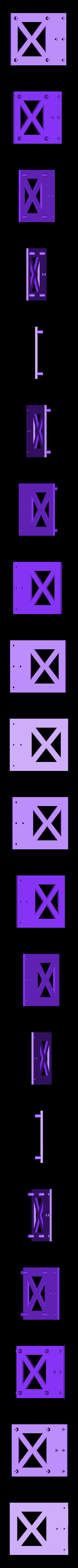 Duet_Wifi_Mount_Plate.stl Télécharger fichier STL gratuit Duo de base Plaque de montage Wifi Plaque de montage V-slot • Plan pour impression 3D, Phaedrux