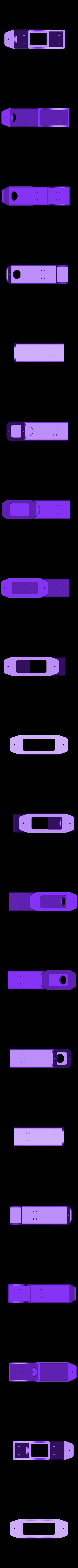 MeanWell_SE200-24_PSU_Case_F360_Redo.stl Télécharger fichier STL gratuit MeanWell SE-200-24 Boîtier d'alimentation électrique Vslot DBot DBot • Plan pour imprimante 3D, Phaedrux