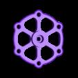 Tap_Knob_v4.stl Télécharger fichier STL gratuit Bouton de robinet d'eau extérieur • Objet pour imprimante 3D, Phaedrux