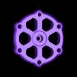 Tap_Knob_v8.stl Télécharger fichier STL gratuit Bouton de robinet d'eau extérieur • Objet pour imprimante 3D, Phaedrux