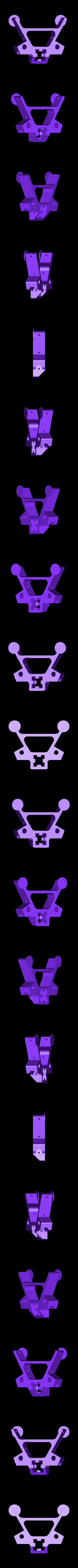 frame_top_M4_bolt.stl Télécharger fichier STL gratuit R/K Delta • Design imprimable en 3D, Tarkhubal