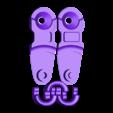 MOKO_minipulley_CLOSED.STL Download free STL file MOKO Mini Pulley • 3D printer design, Skyralris