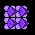 small_plate.stl Télécharger fichier STL gratuit PLA Companion Cube Gears • Modèle imprimable en 3D, Gaenarra