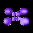 full_plate.stl Télécharger fichier STL gratuit PLA Heart Gears v2 • Plan à imprimer en 3D, Gaenarra