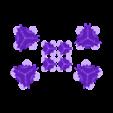 full_plate.stl Télécharger fichier STL gratuit PLA Companion Cube Gears • Modèle imprimable en 3D, Gaenarra