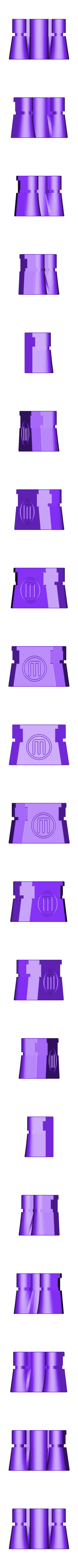 Quick_Change_-_Filiment_Easy_Guide.stl Télécharger fichier STL gratuit Changement rapide - Guide de filament facile pour le Réplicateur 2 • Design à imprimer en 3D, Gaenarra