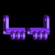 Hood_Hinge.stl Télécharger fichier STL gratuit Matériel de montage de boîtier pour réplicateur 2 • Objet pour impression 3D, Gaenarra