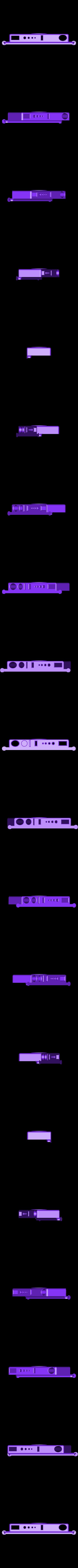 Side_Panel_Tool_Tidy.stl Télécharger fichier STL gratuit Matériel de montage de boîtier pour réplicateur 2 • Objet pour impression 3D, Gaenarra